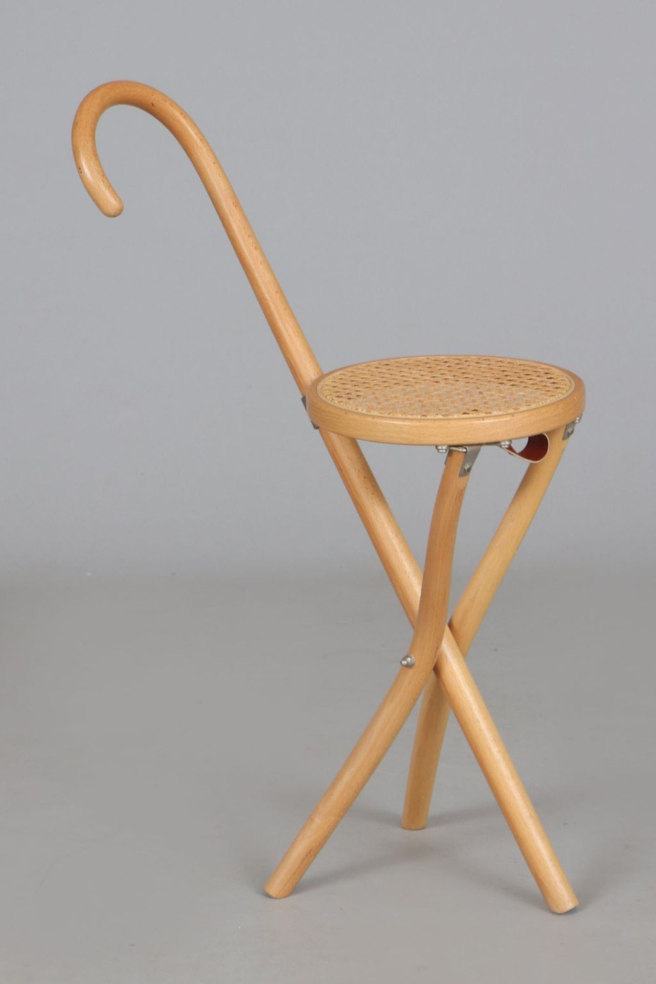 THONET ¨Jagd-Hocker¨