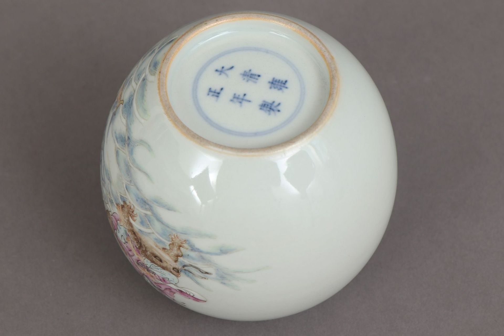 Chinesisches Vasengefäß - Image 4 of 4