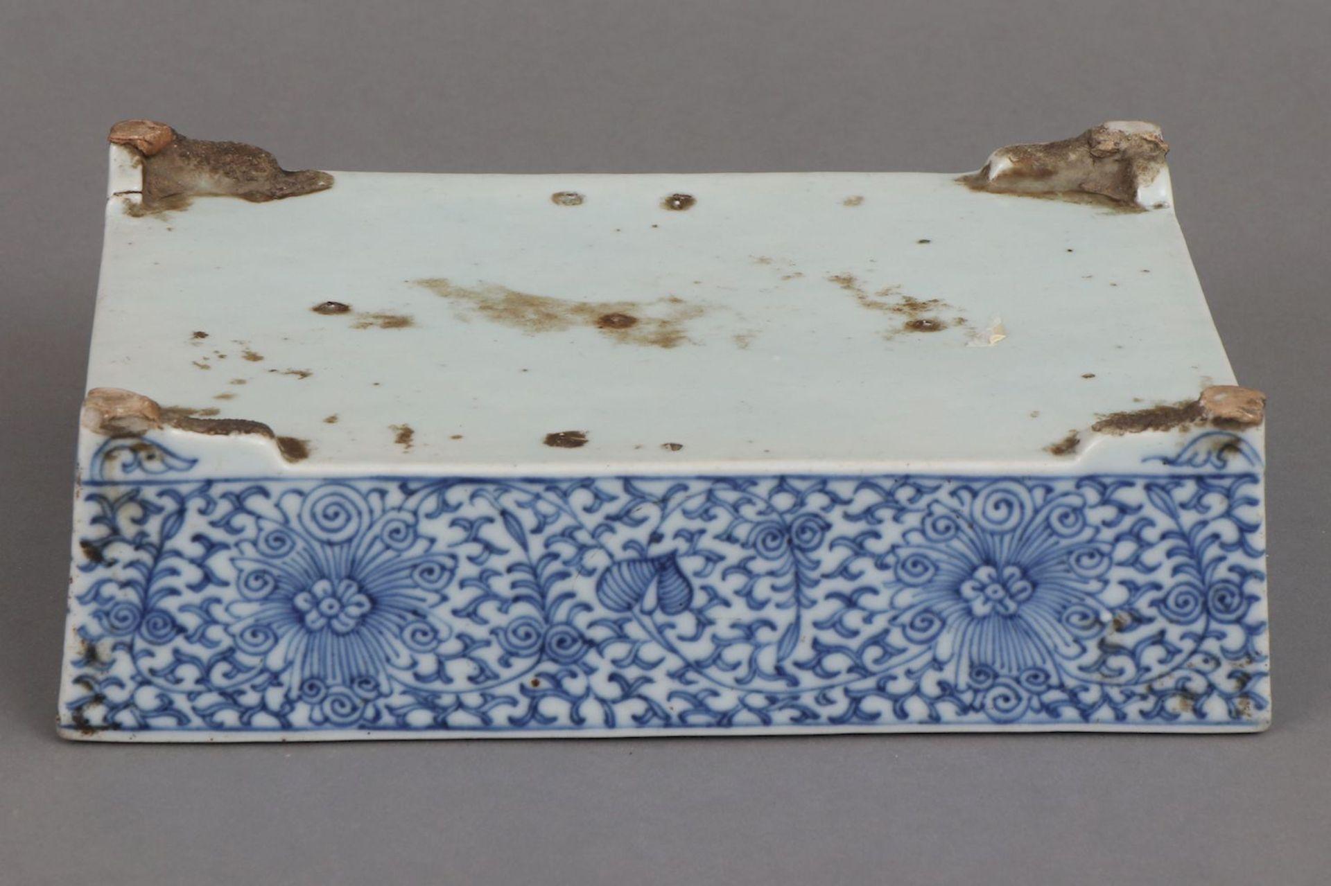 Chinesische Bonsai-Pflanzschale - Image 3 of 4