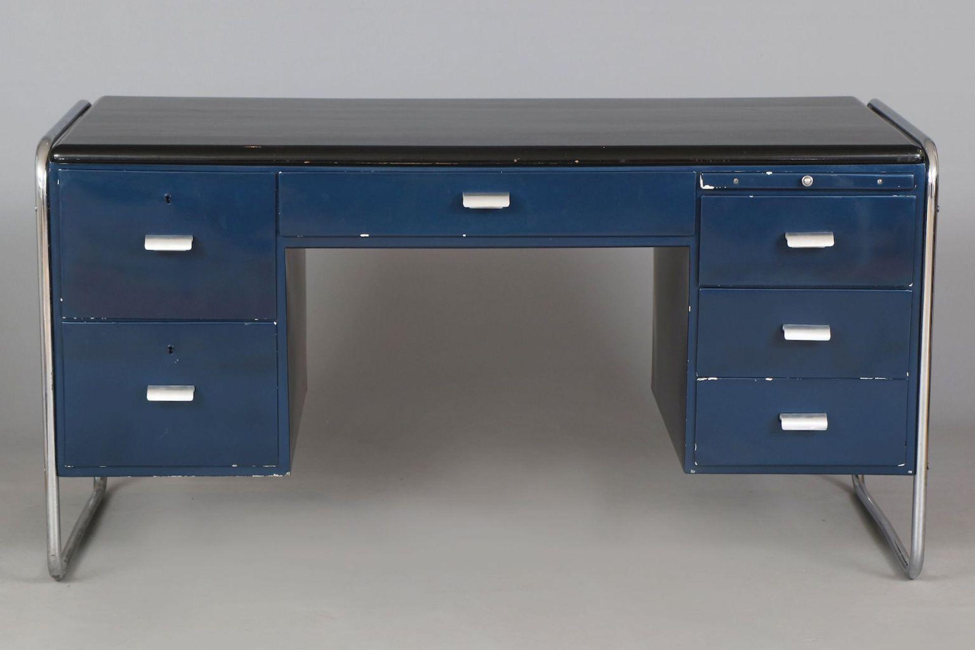 BAUHAUS Schreibtisch der 1930er Jahre
