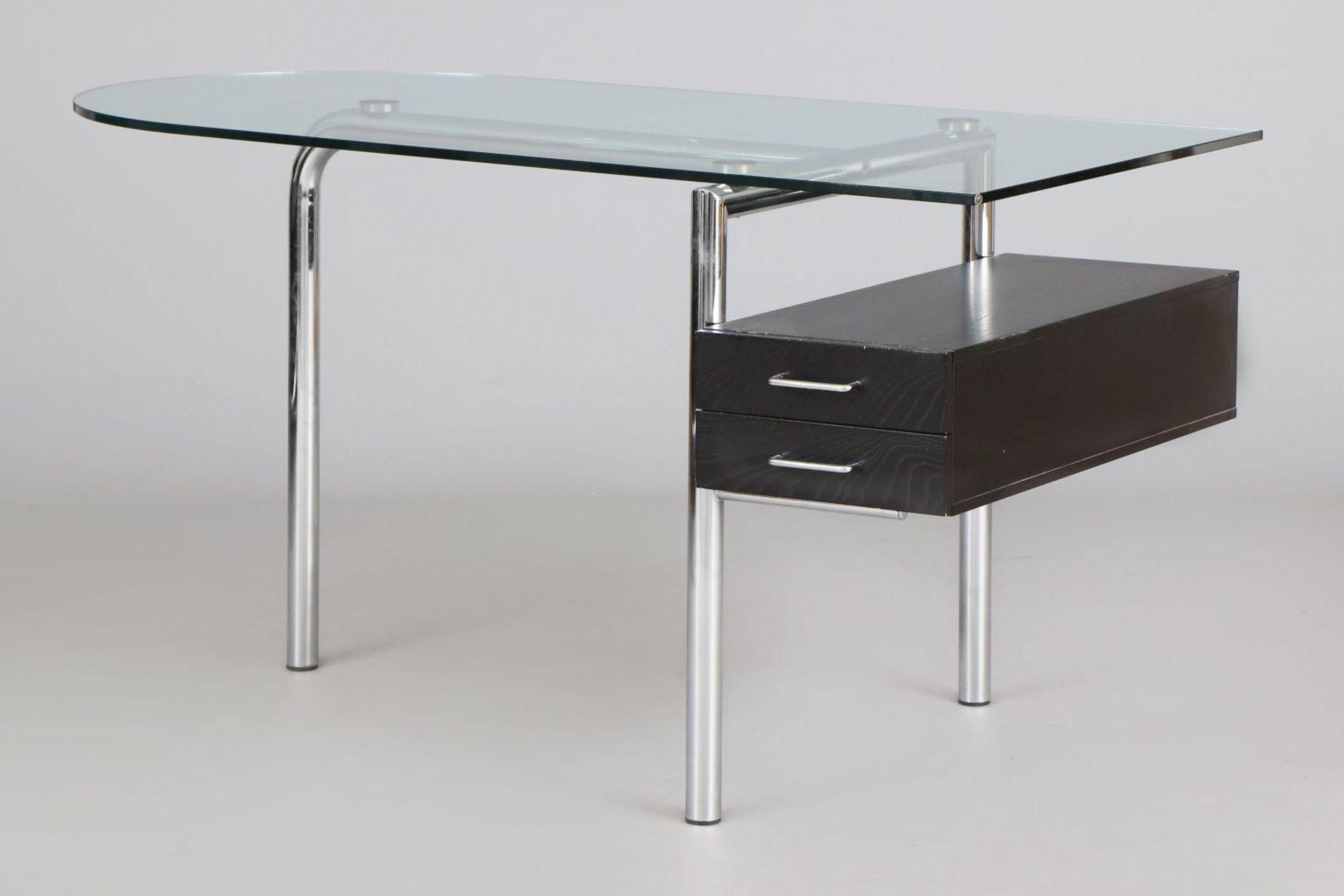 MIRTO Schreibtisch im Stile des Bauhaus - Bild 2 aus 3