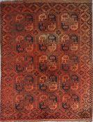 Teppich, Turkmenistan um 1920
