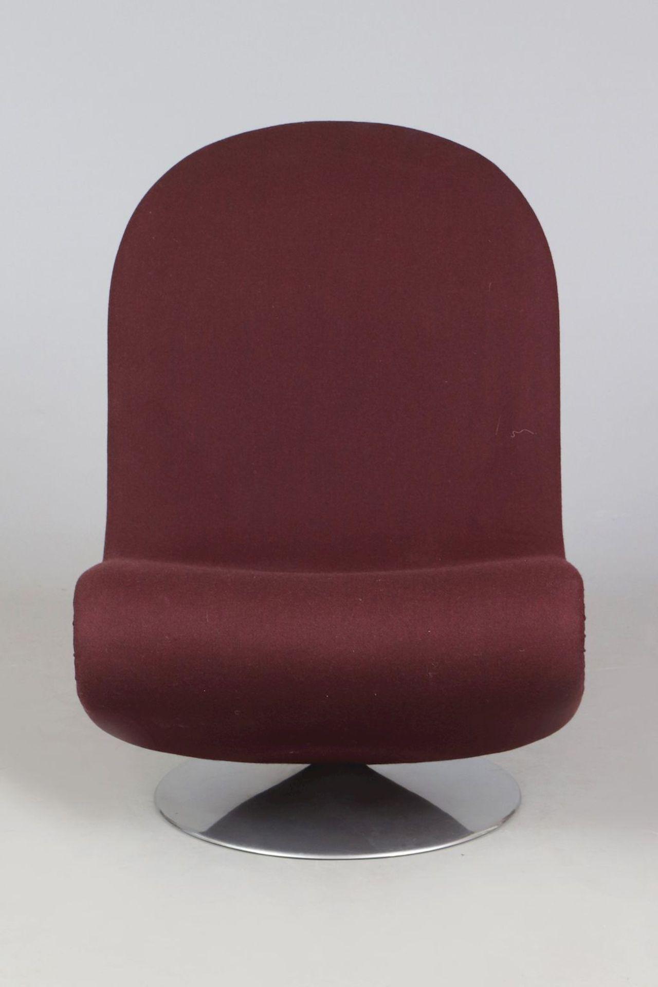 VERNER PANTON 1-2-3 Lounge Chair - Image 2 of 4