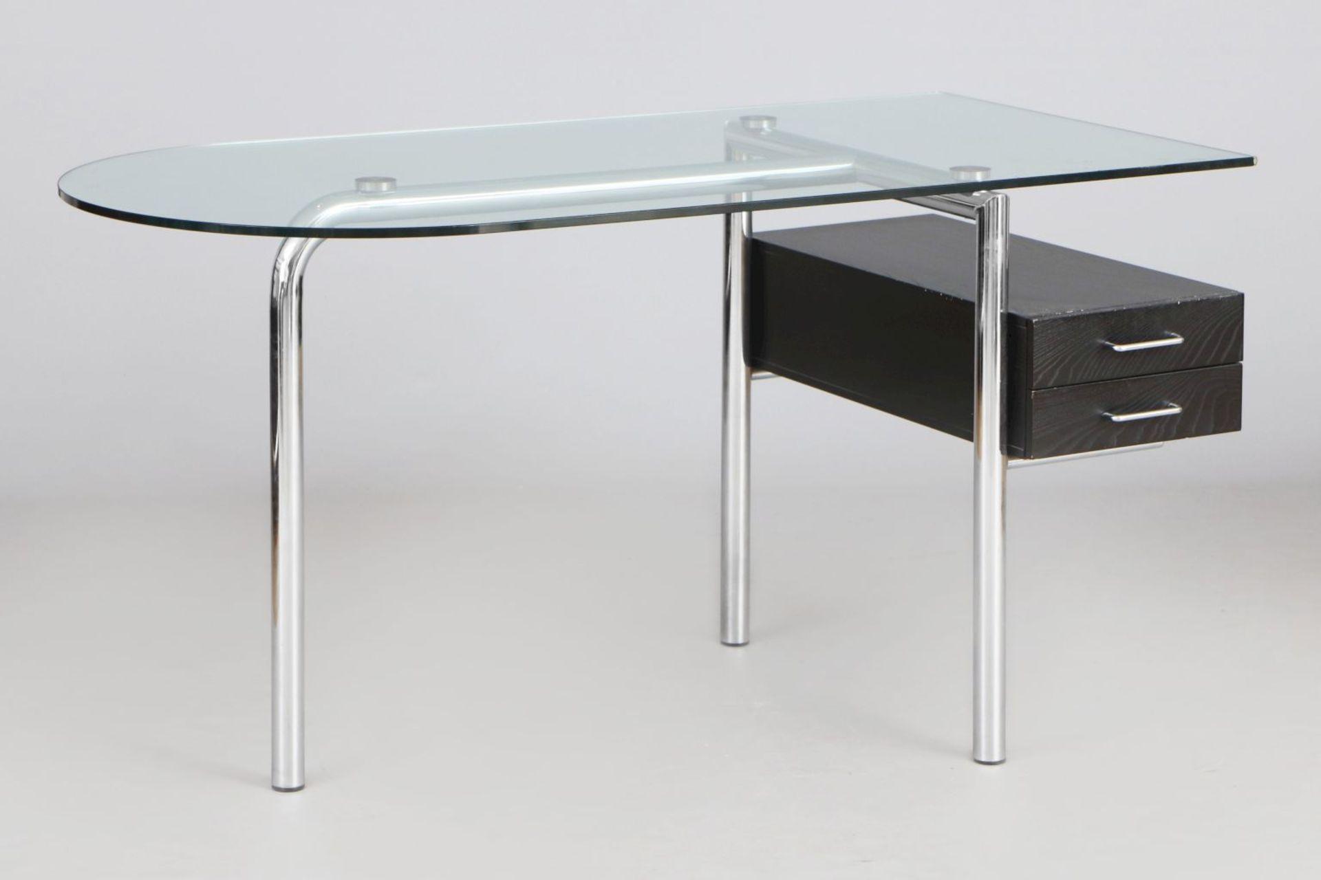 MIRTO Schreibtisch im Stile des Bauhaus - Bild 3 aus 3