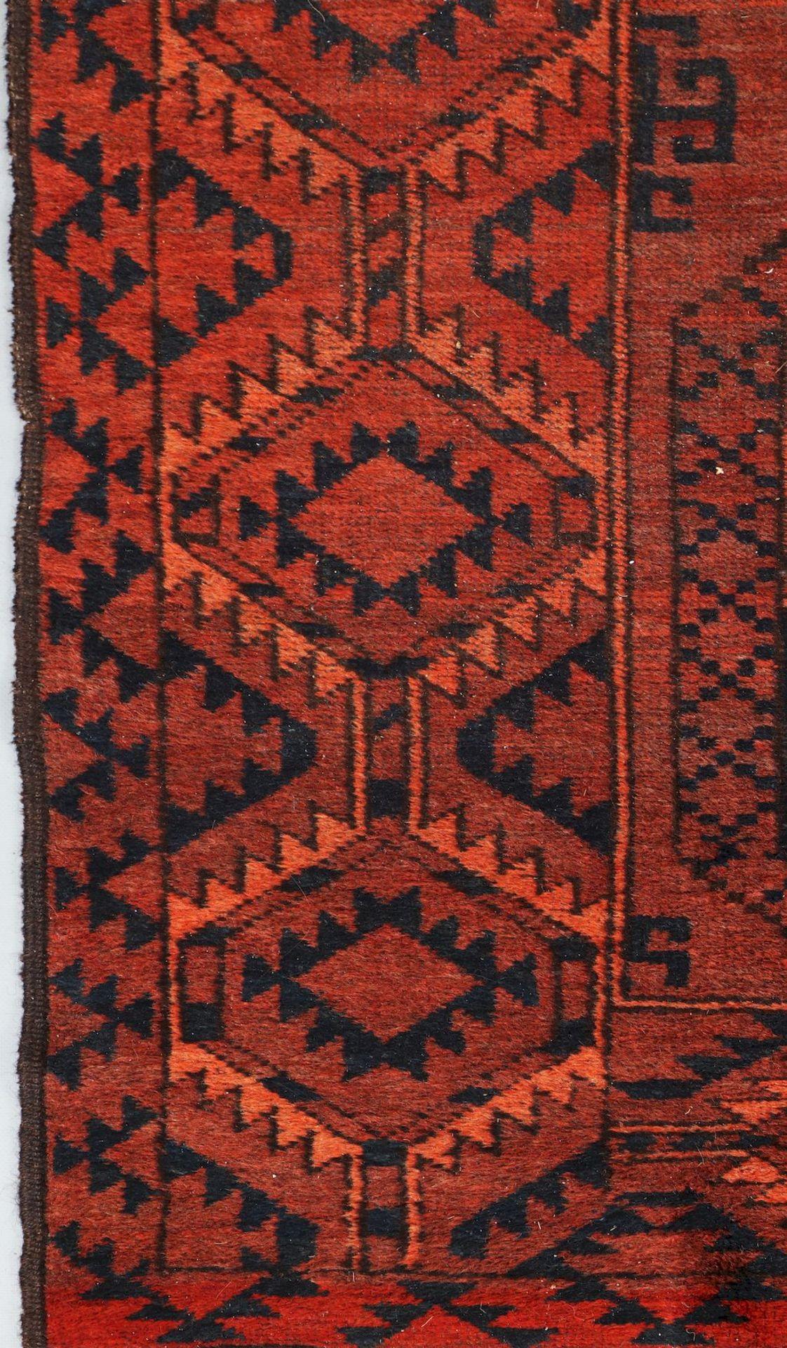Teppich, Turkmenistan um 1920 - Image 2 of 2
