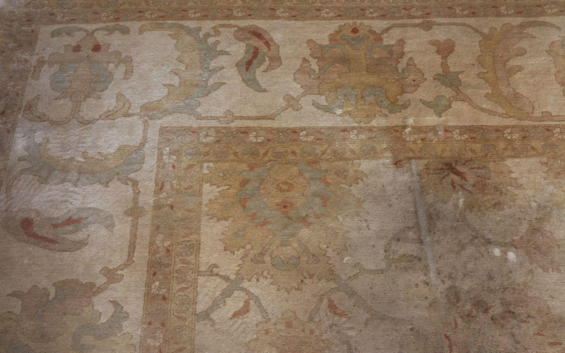 Großer Ziegler Teppich - Image 2 of 3