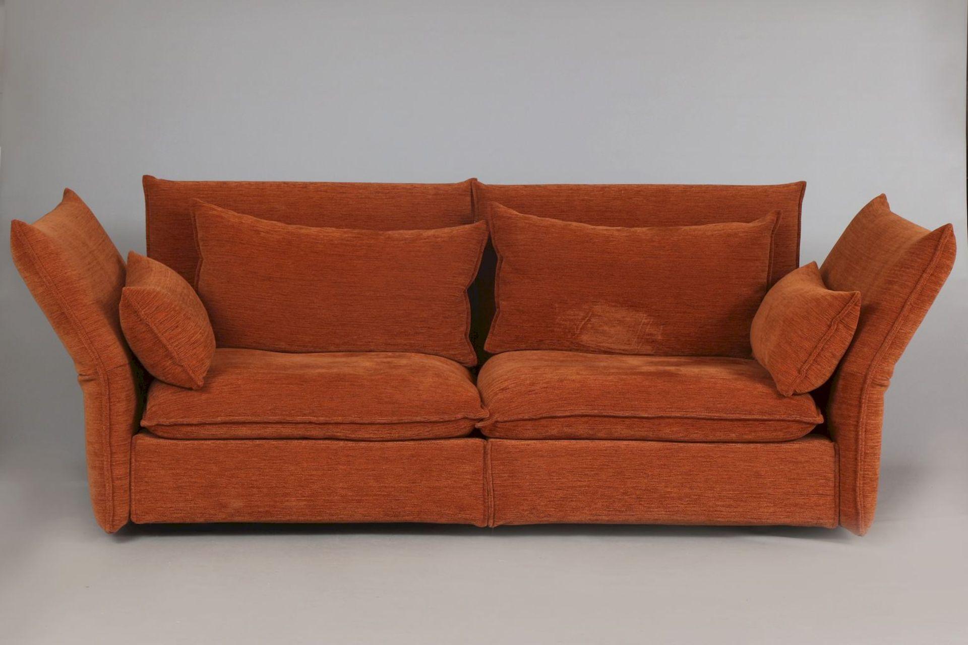 EDWARD BARBER & JAY OSGERBY Sofa ¨Mariposa¨ (2014) - Image 3 of 6