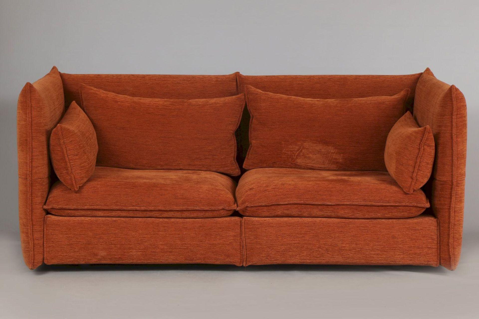 EDWARD BARBER & JAY OSGERBY Sofa ¨Mariposa¨ (2014)