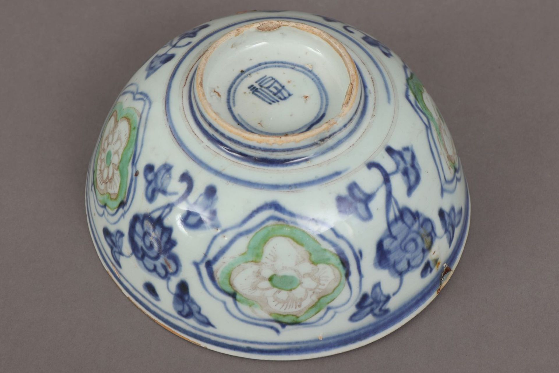 Chinesische Porzellanschale - Image 2 of 5
