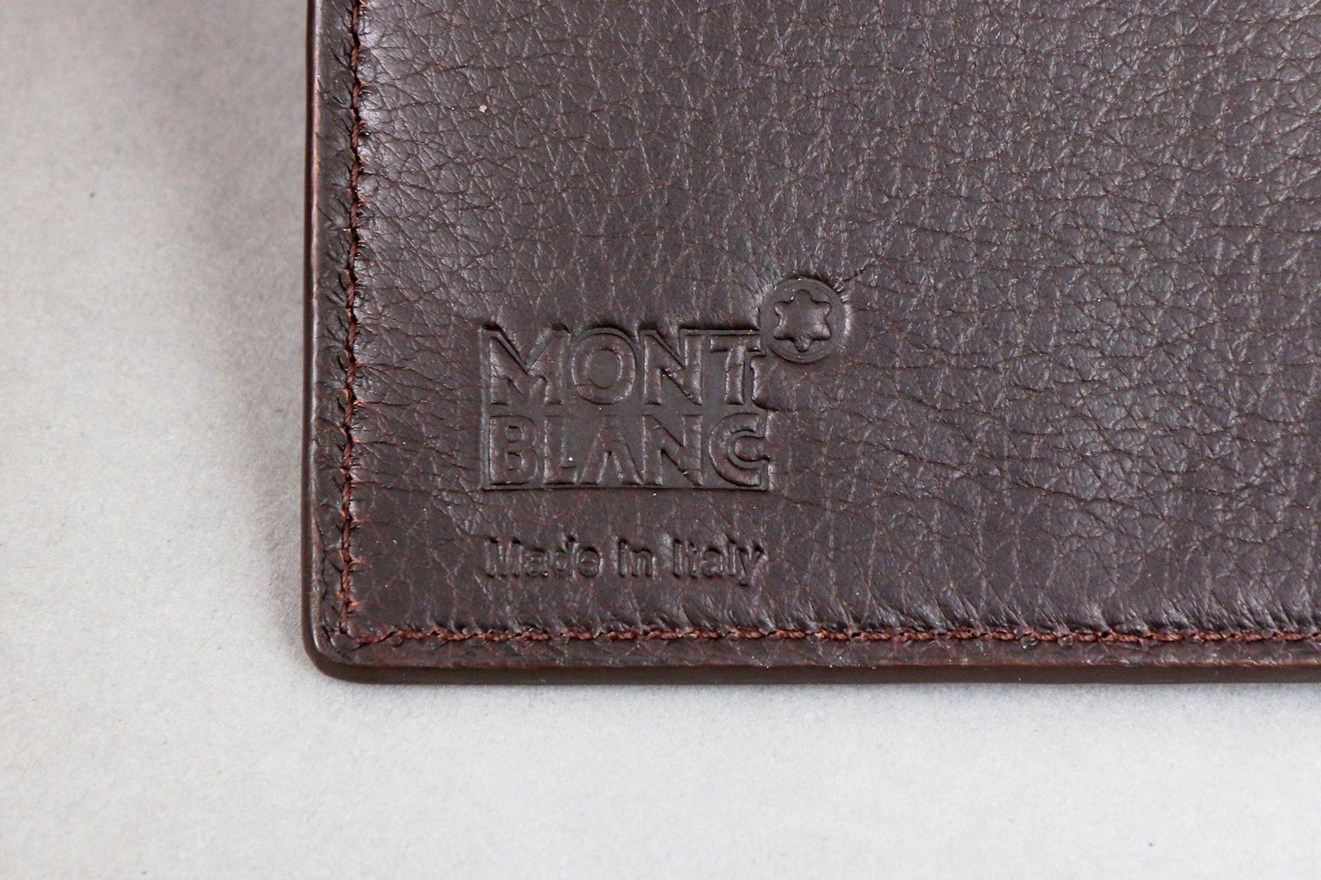 MONTBLANC Portemonnaie/Kartenetui - Image 3 of 4