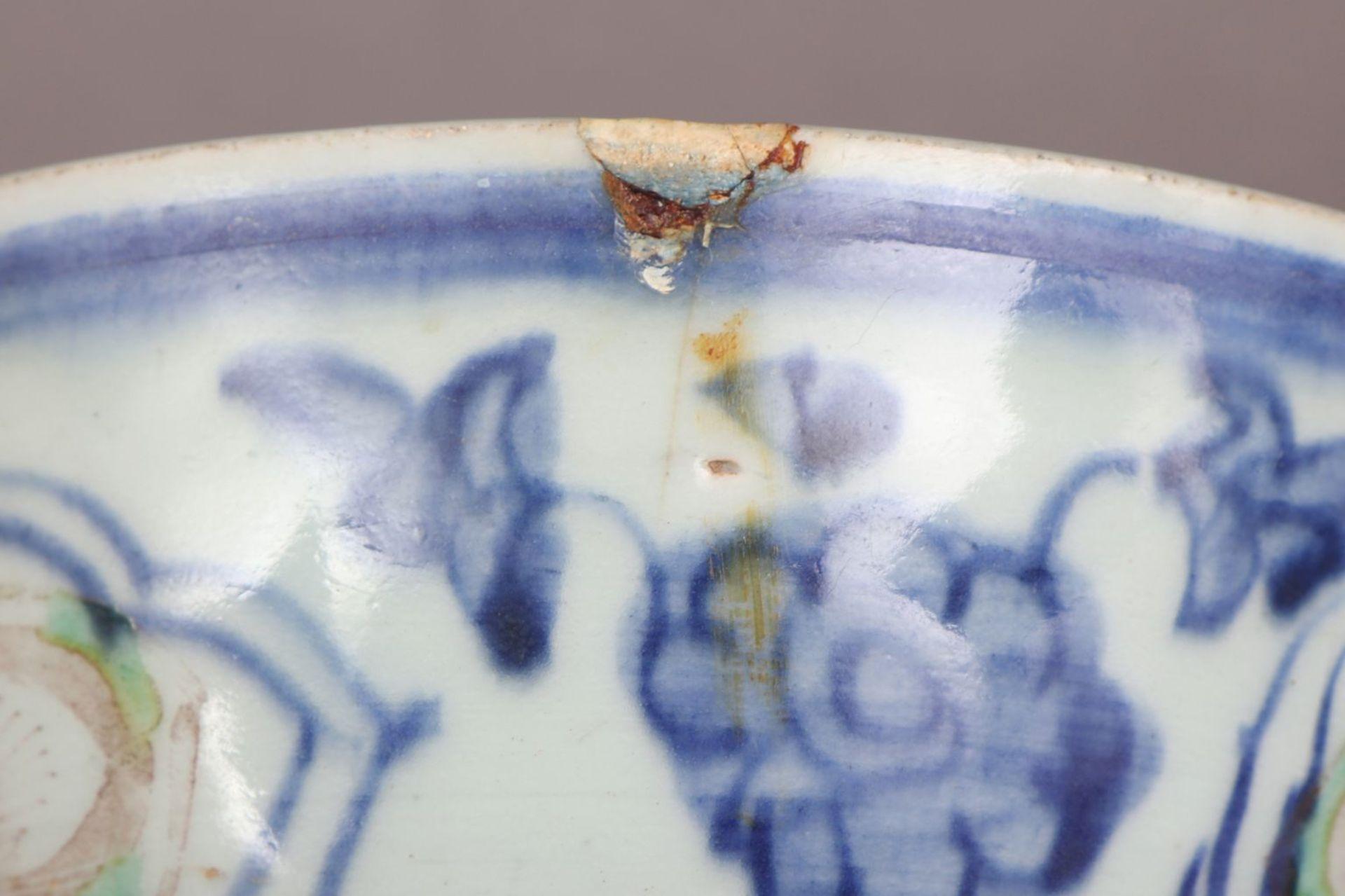 Chinesische Porzellanschale - Image 5 of 5