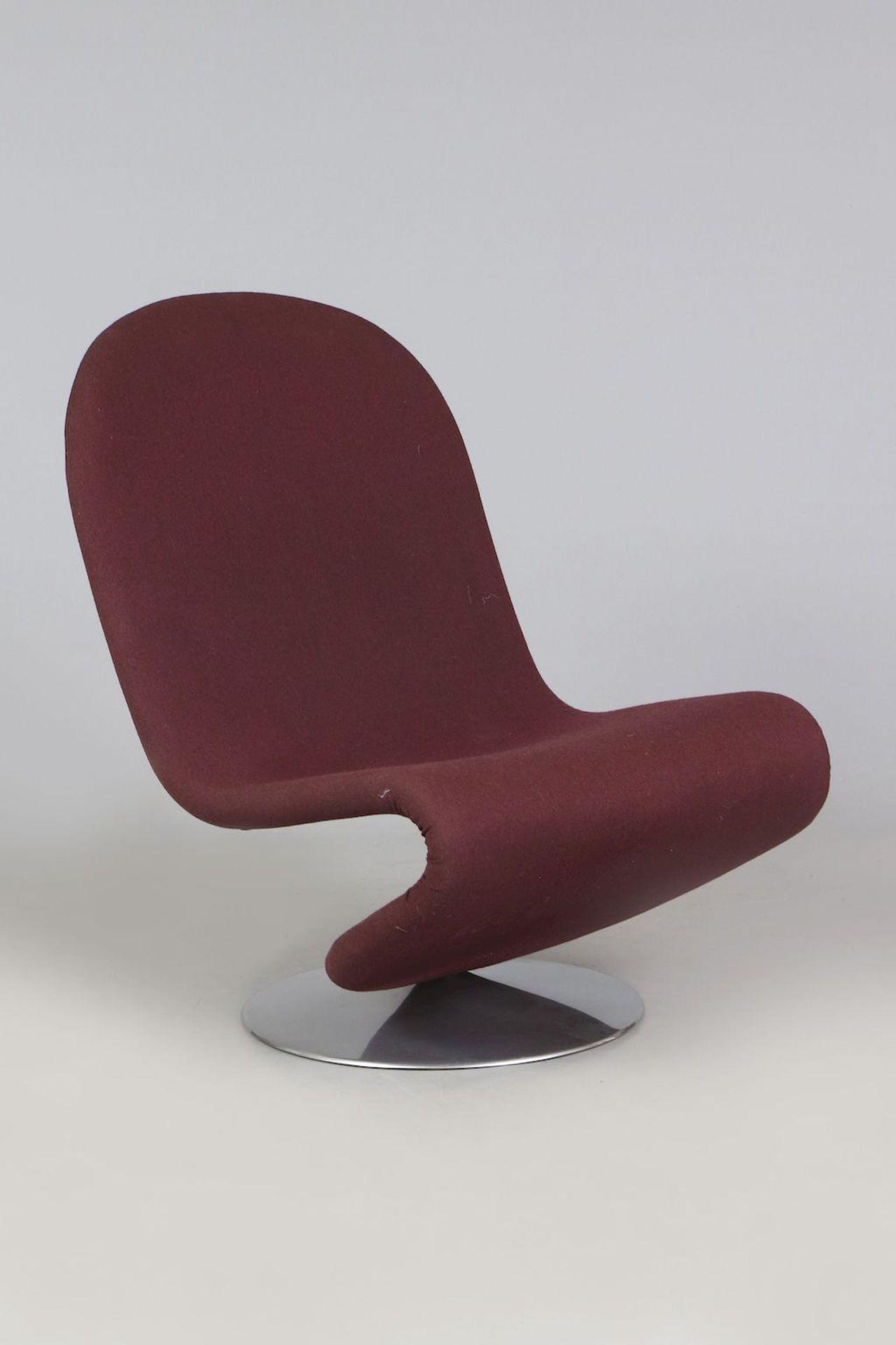 VERNER PANTON 1-2-3 Lounge Chair