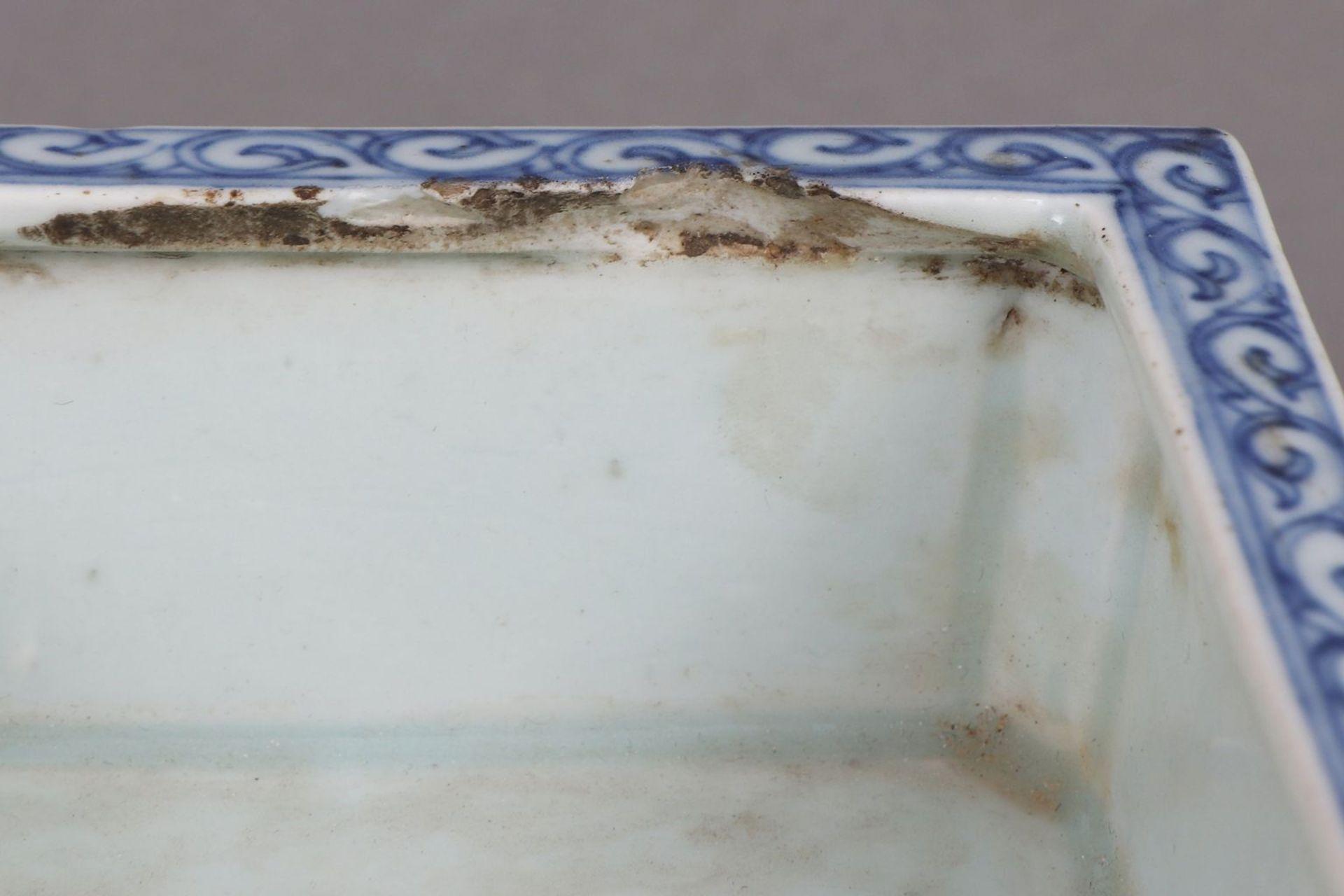 Chinesische Bonsai-Pflanzschale - Image 4 of 4