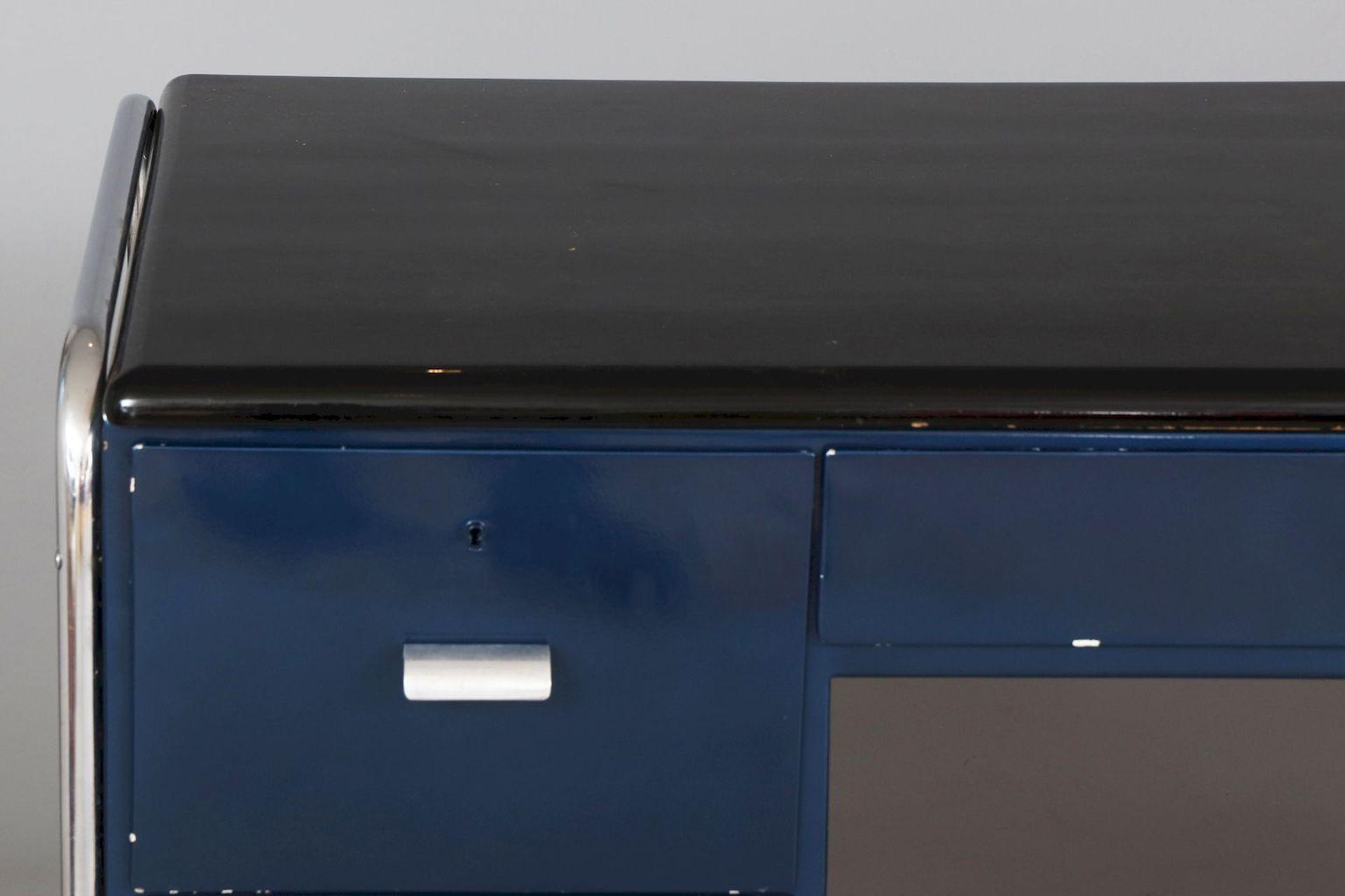 BAUHAUS Schreibtisch der 1930er Jahre - Image 4 of 4