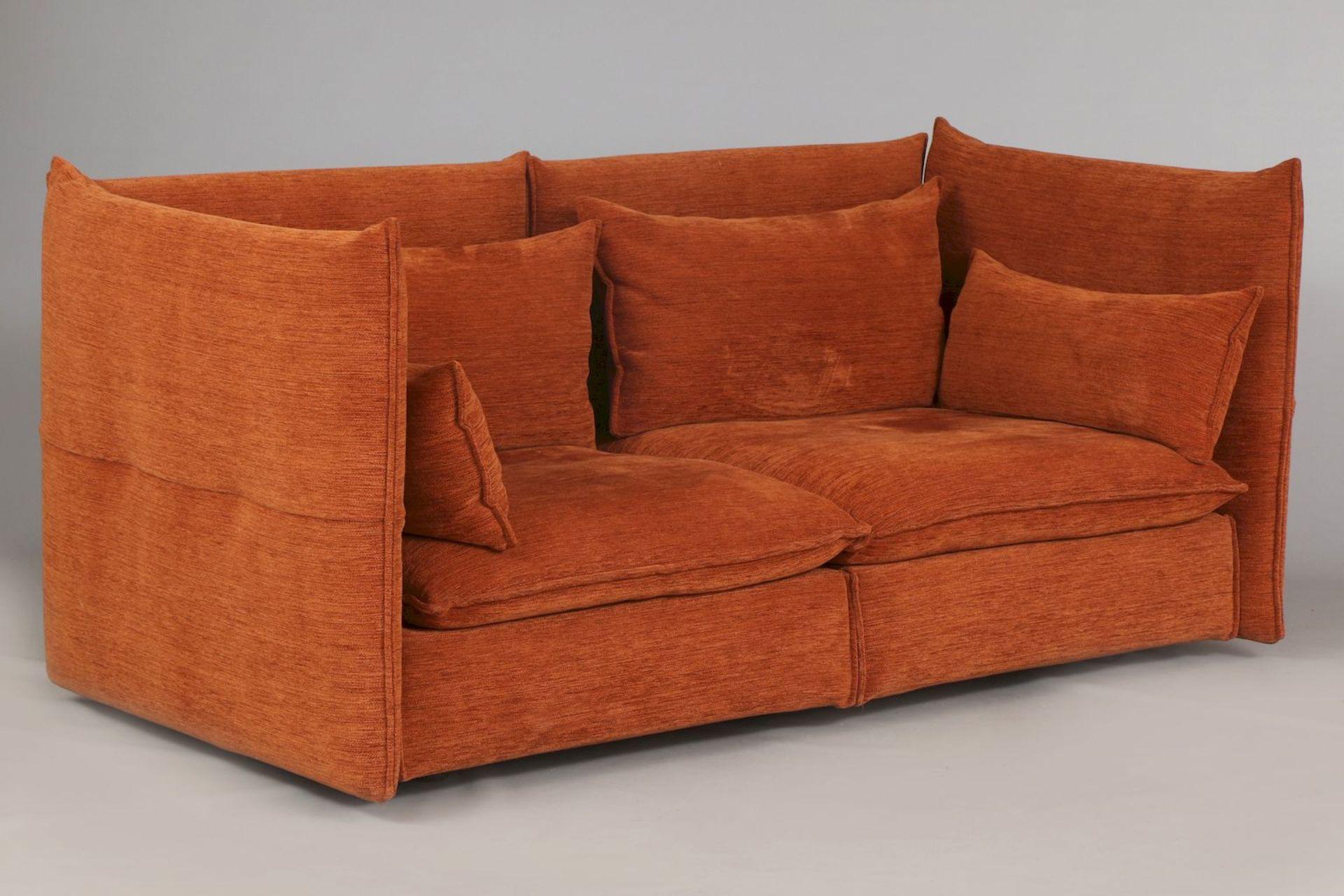EDWARD BARBER & JAY OSGERBY Sofa ¨Mariposa¨ (2014) - Image 2 of 6