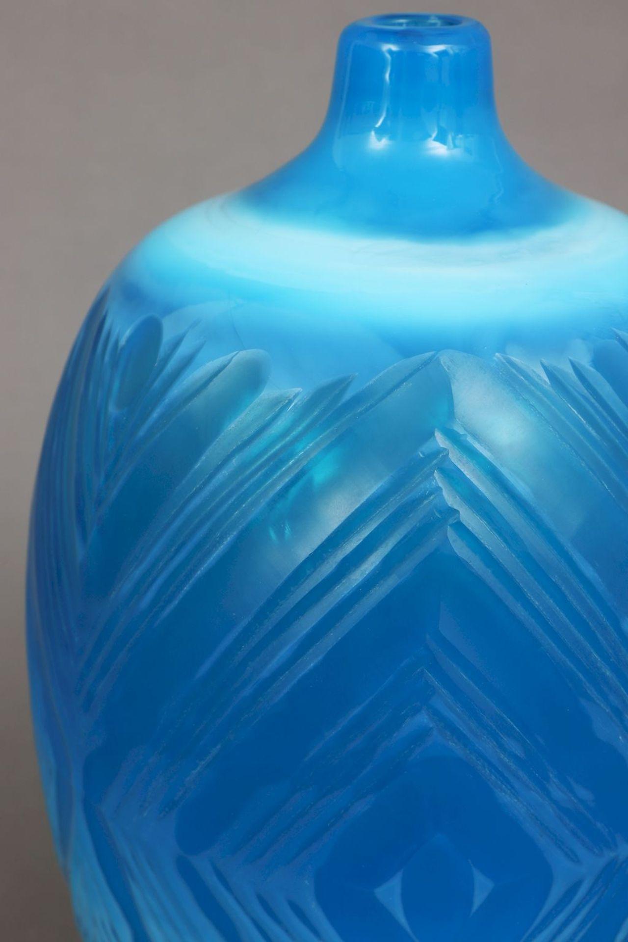 Glasvase - Bild 2 aus 3