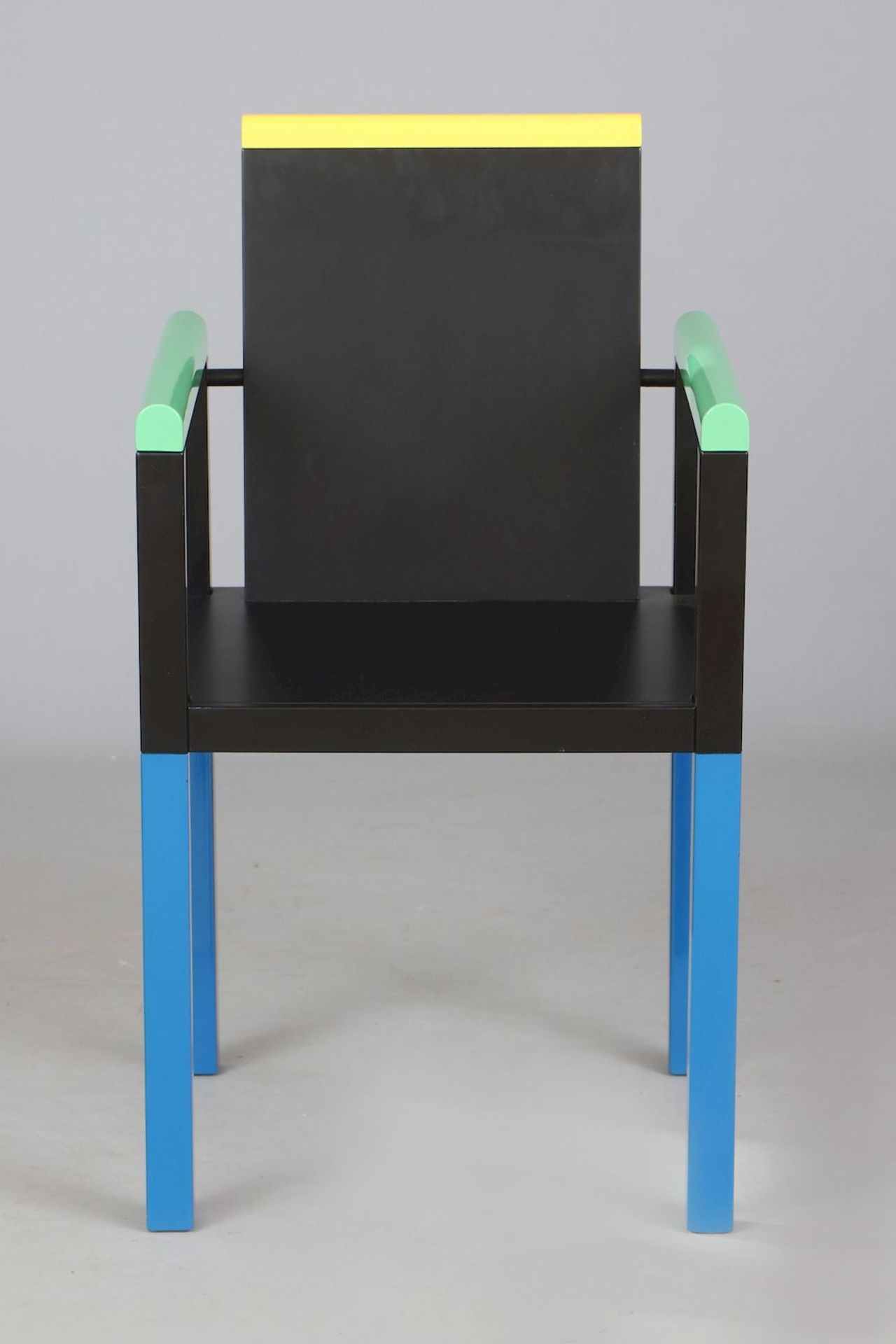 GEORGE JAMES SOWDEN (1942) ¨Palace Chair¨ für MEMPHIS (Milano) - Image 2 of 5