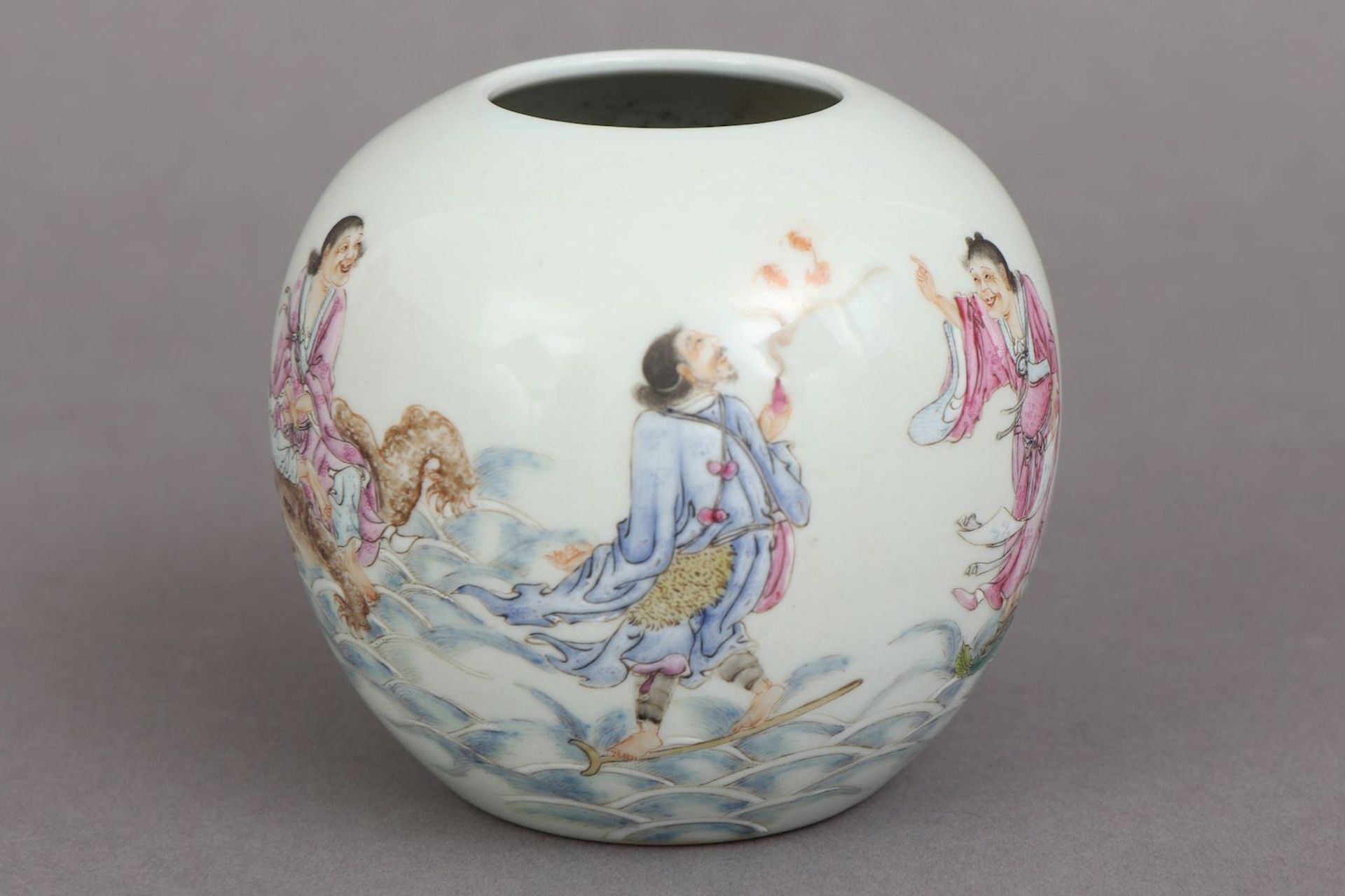 Chinesisches Vasengefäß
