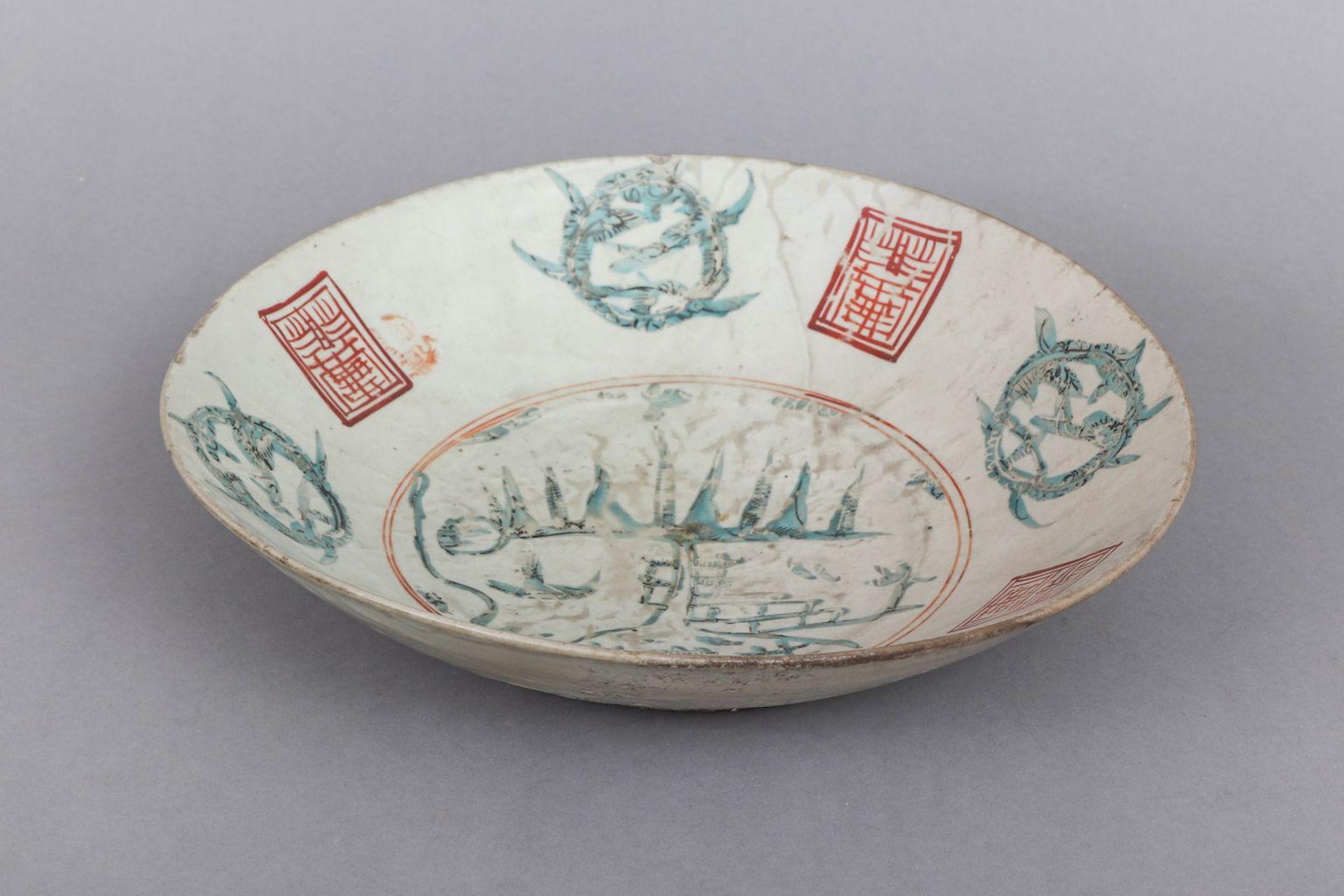 Chinesische Porzellanschale