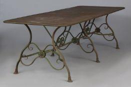 Französischer Gartentisch