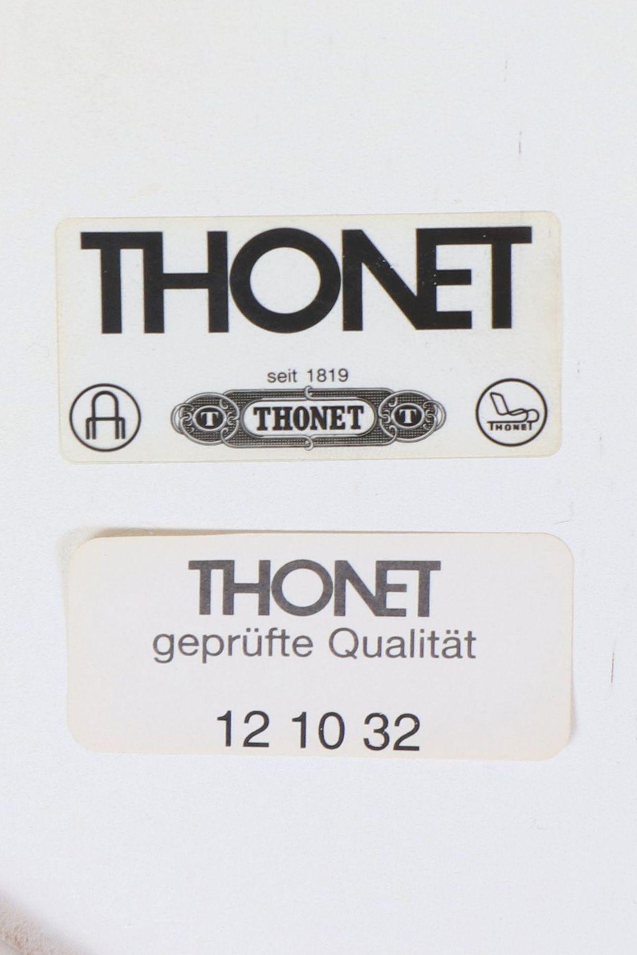 4 THONET Schichtholzstühle ¨404F¨ - Image 5 of 5