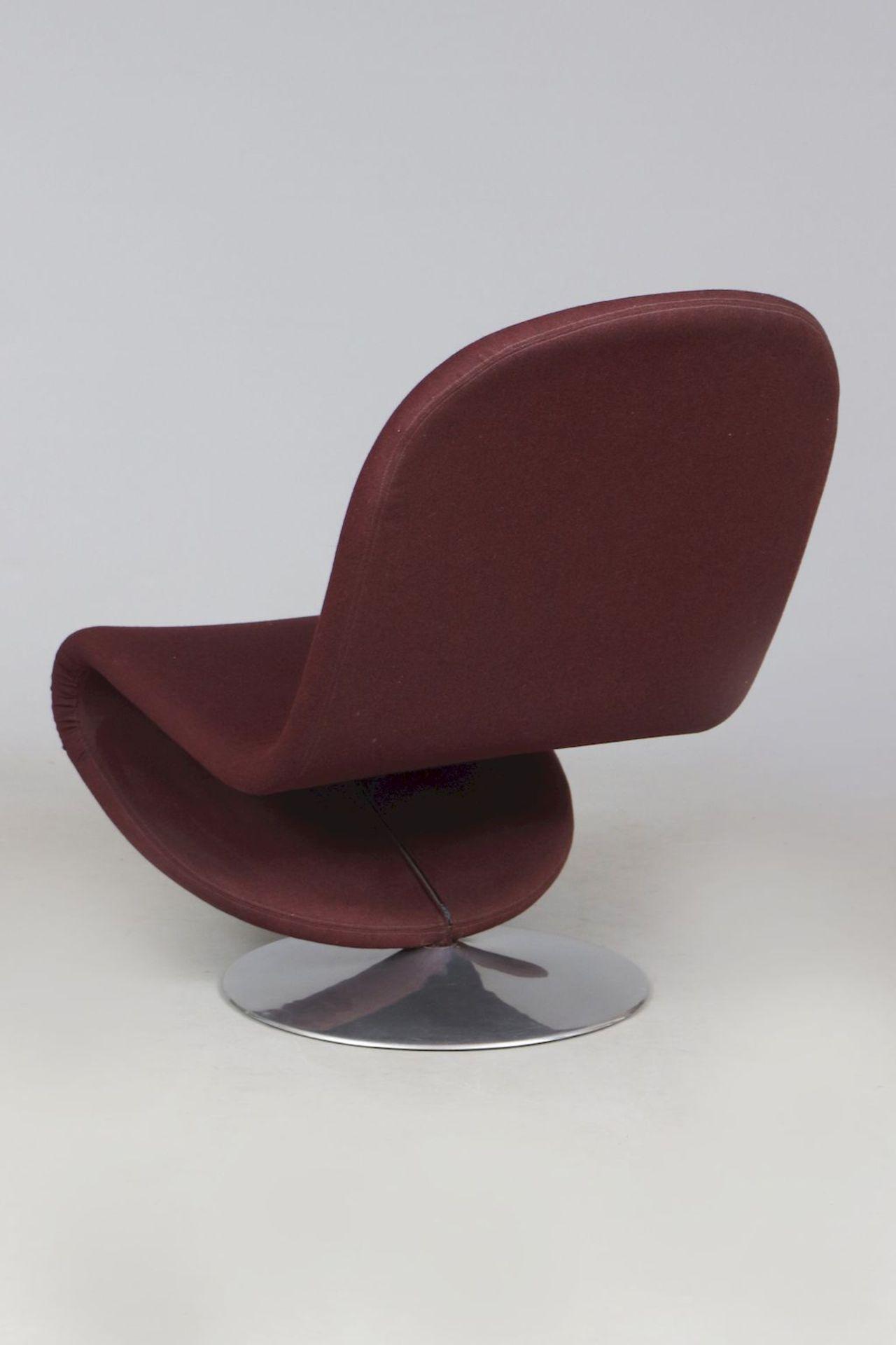 VERNER PANTON 1-2-3 Lounge Chair - Image 3 of 4