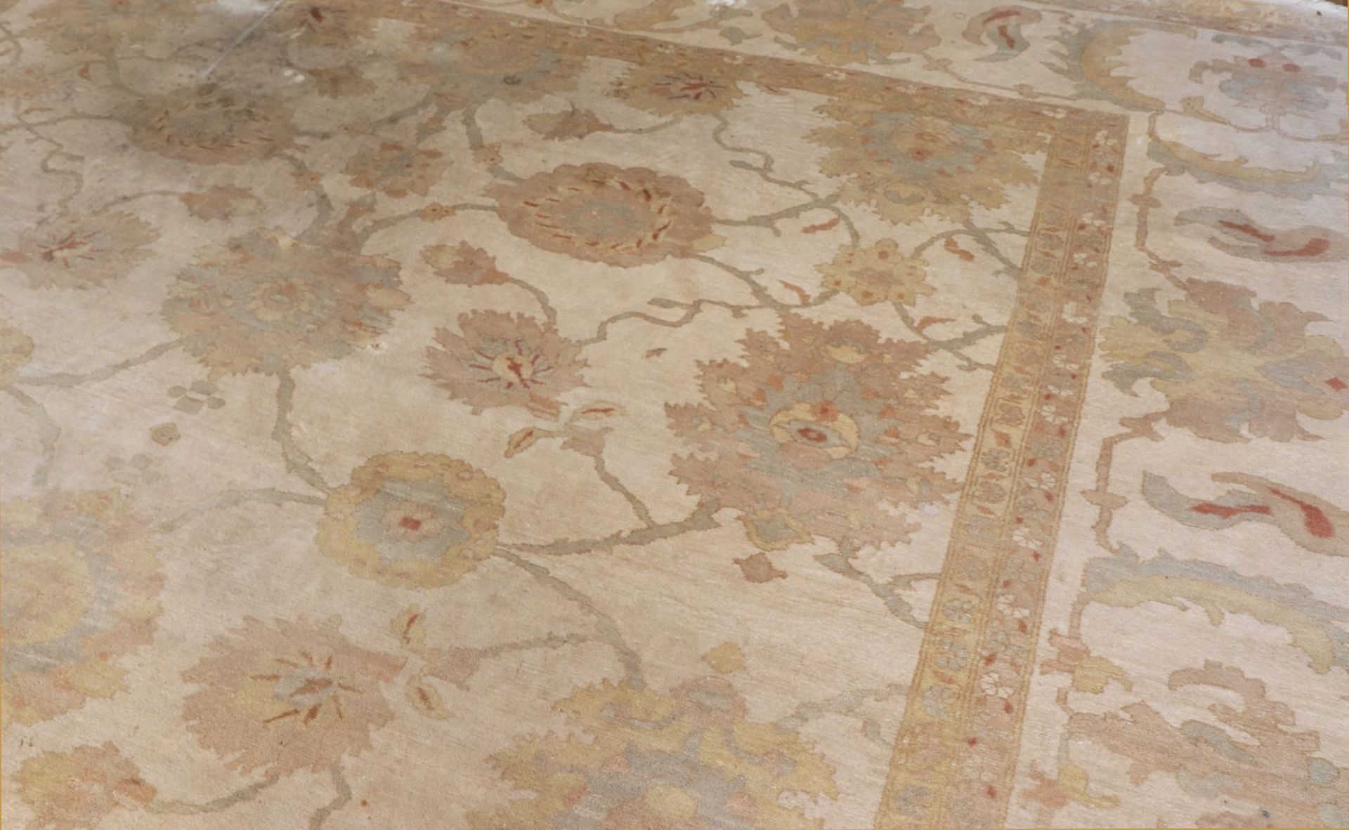 Großer Ziegler Teppich - Image 3 of 3