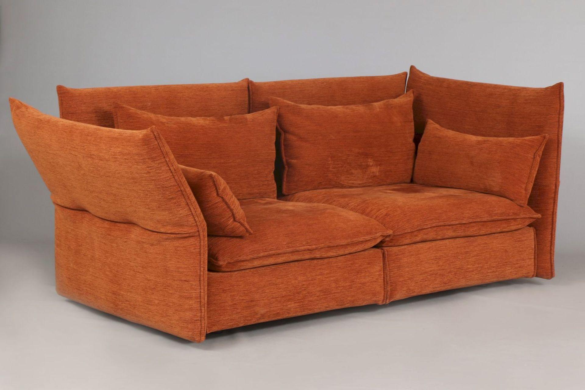 EDWARD BARBER & JAY OSGERBY Sofa ¨Mariposa¨ (2014) - Image 4 of 6