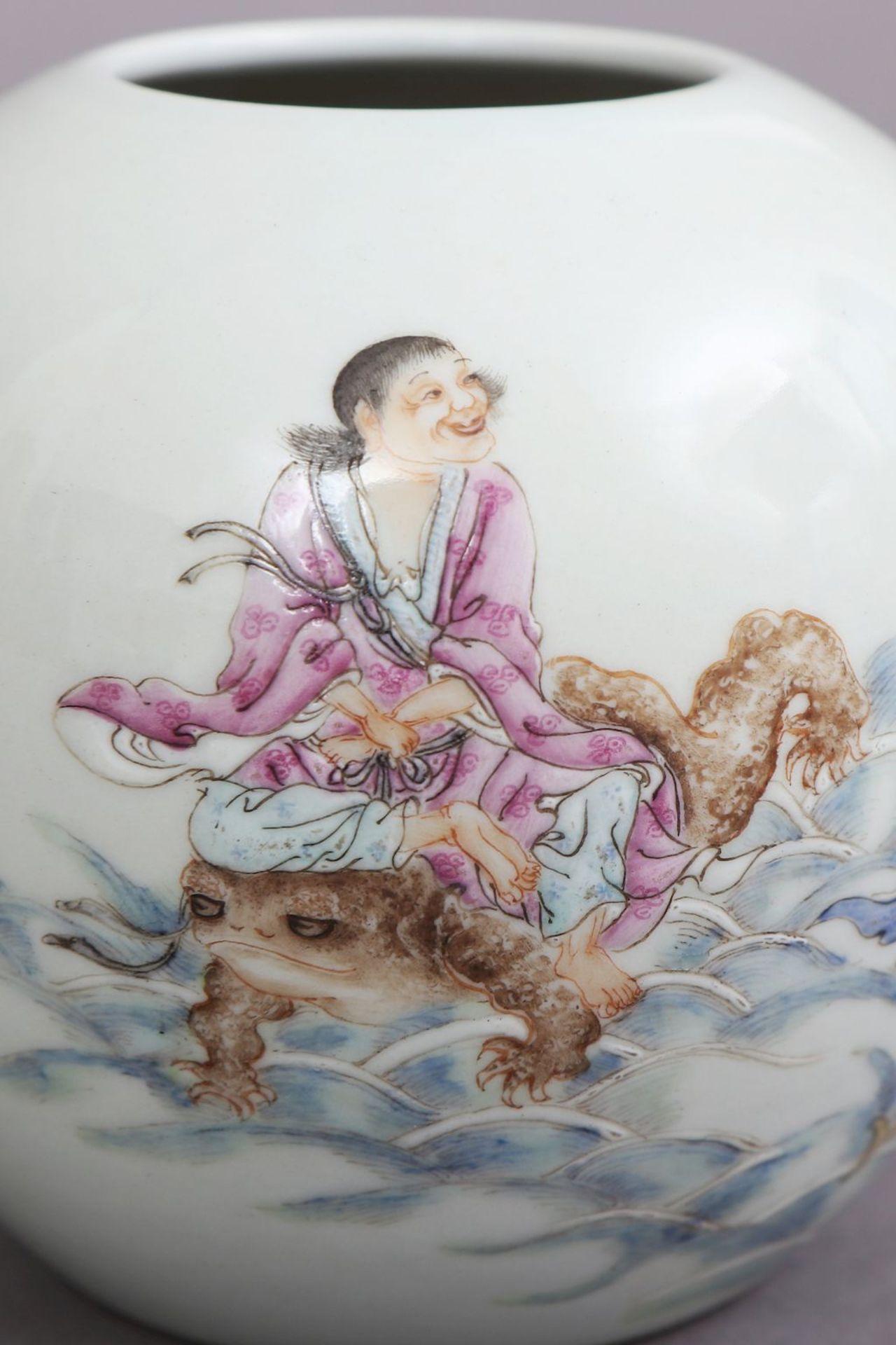Chinesisches Vasengefäß - Image 3 of 4
