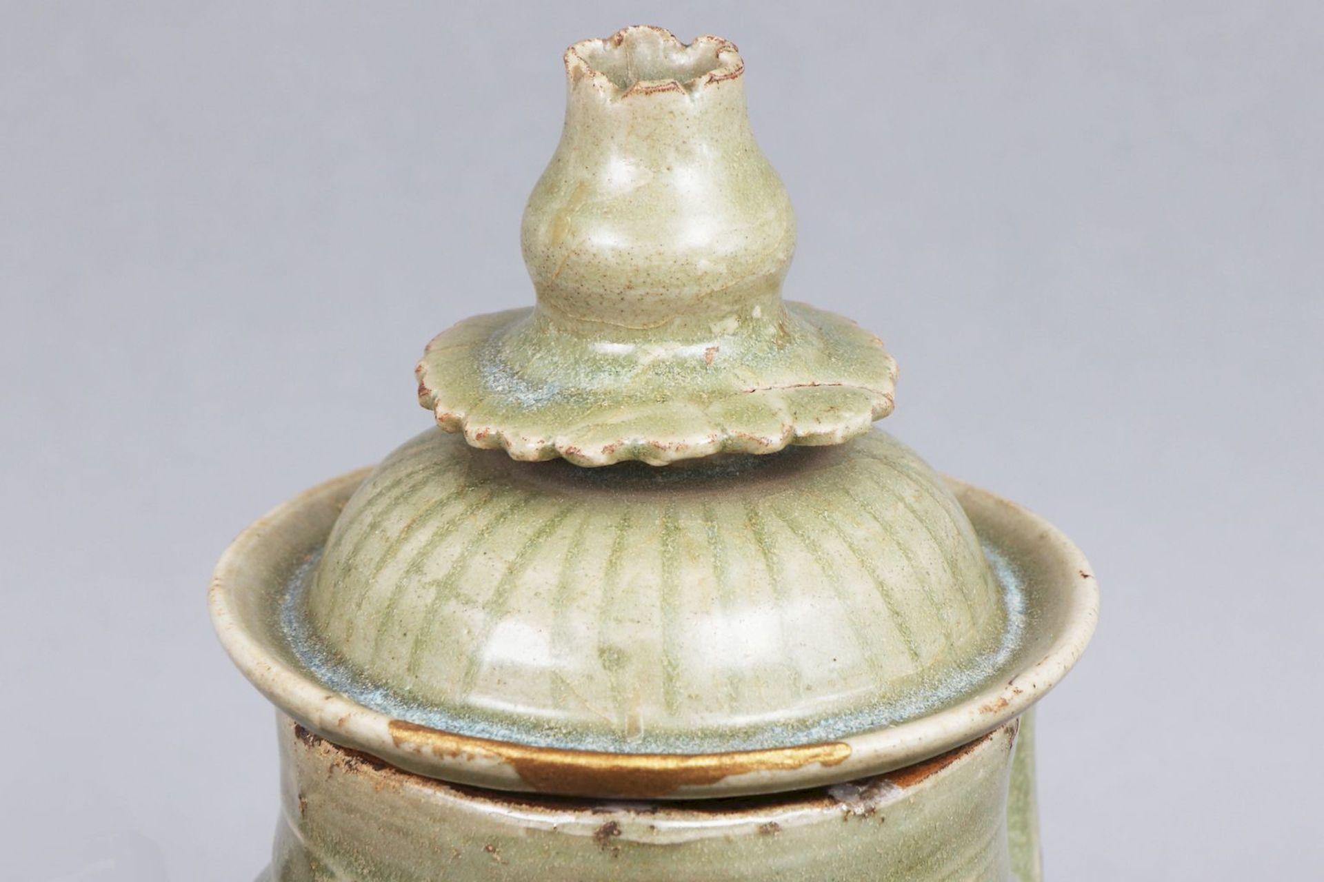 Deckelgefäß im Stile der Song Dynastie - Bild 2 aus 5