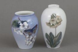 Paar ROYAL COPENHAGEN Vasen