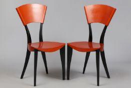 Paar SAWAYA & MORONI Stühle ¨Karina¨