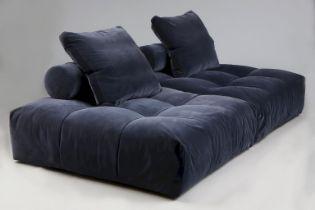 SABA (Italia) Sofa in Divan-Form