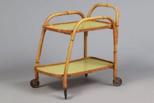 Teewagen der 1950er Jahre