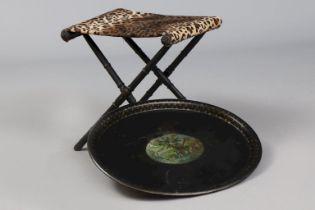 Tray-table