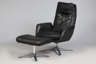 COR Lounge Chair ¨Cordia¨ mit Ottomane