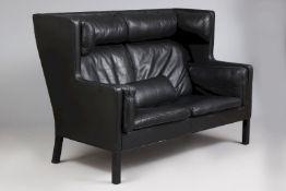 BORGE MOGENSEN 2-Sitzer Sofa ¨2292 Loupe¨