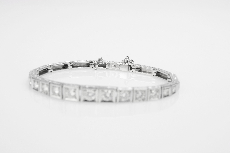 Armband mit Brillanten - Image 2 of 4