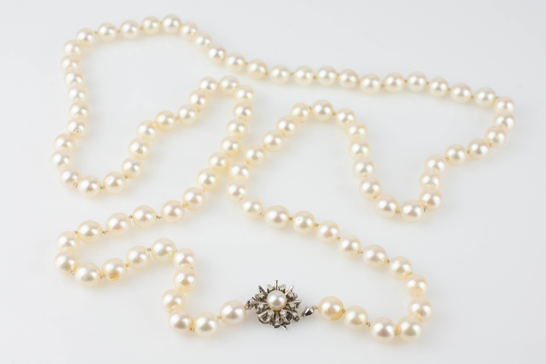 Konvolut Perlenketten - Image 2 of 4