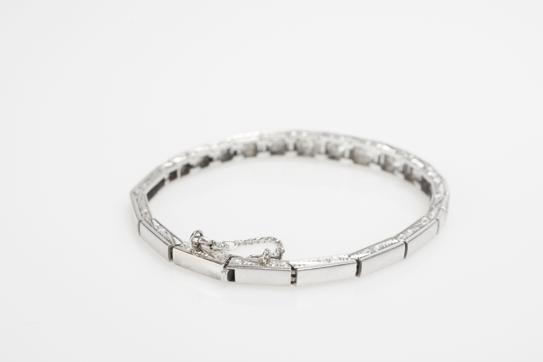 Armband mit Brillanten - Image 4 of 4