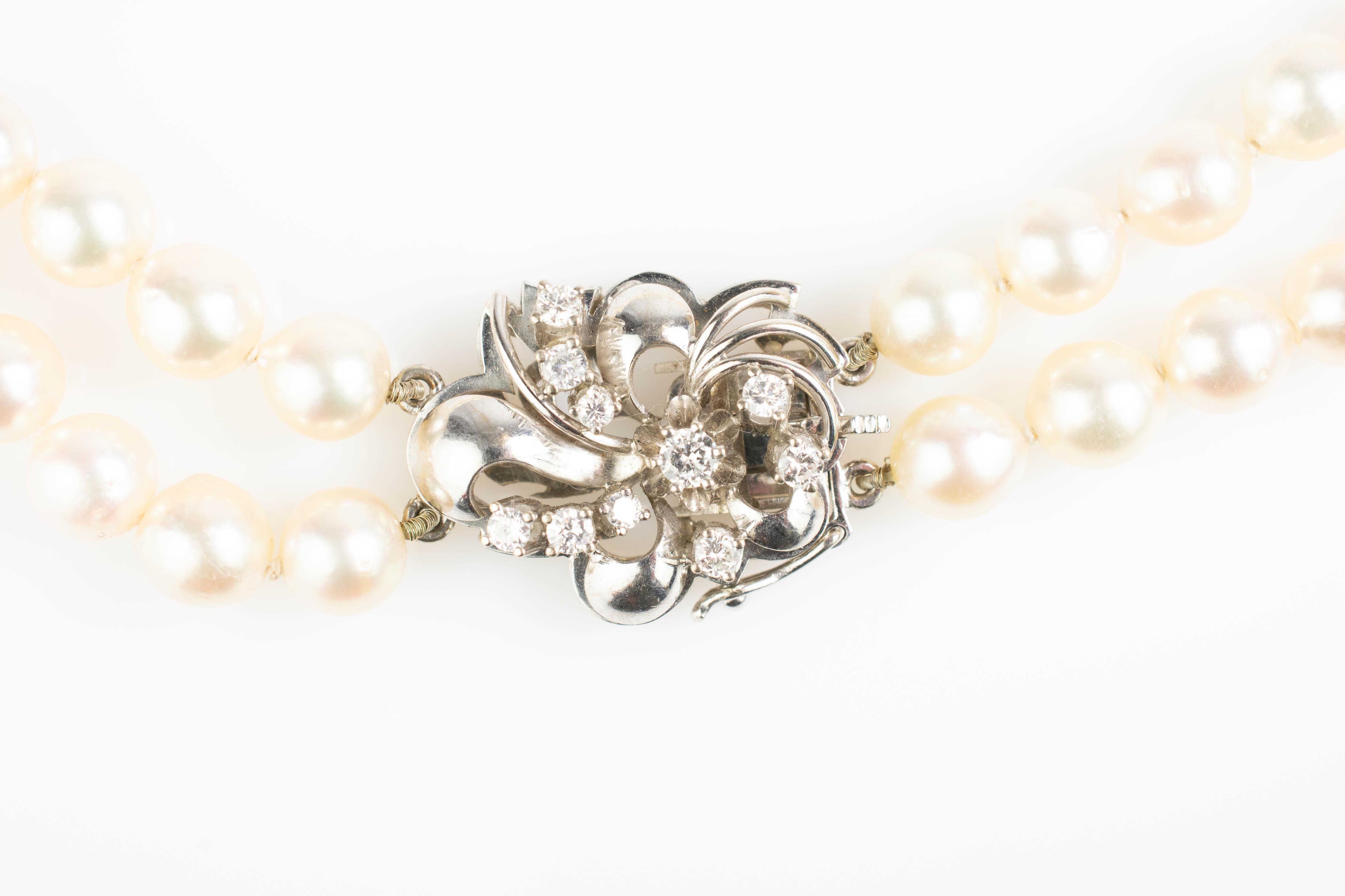 Perlenkette - Image 2 of 3