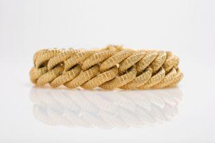 Armband in Kordeloptik