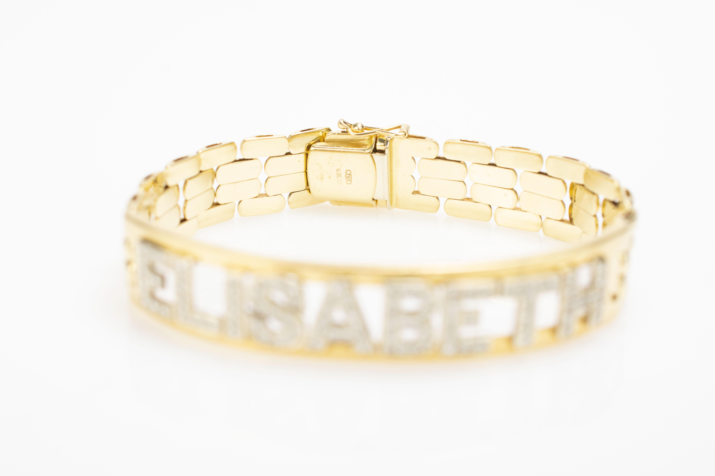 Armband mit Brillantbesatz - Image 2 of 3