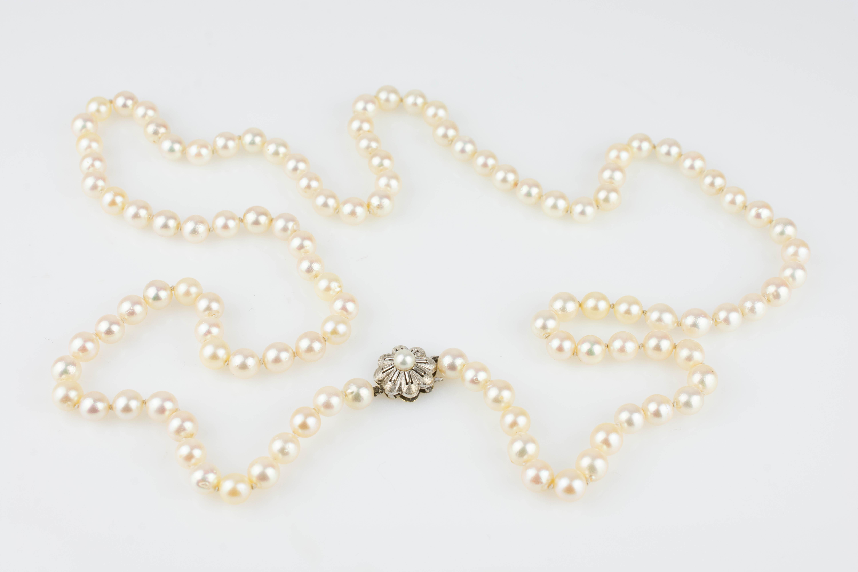 Konvolut Perlenketten - Image 3 of 4