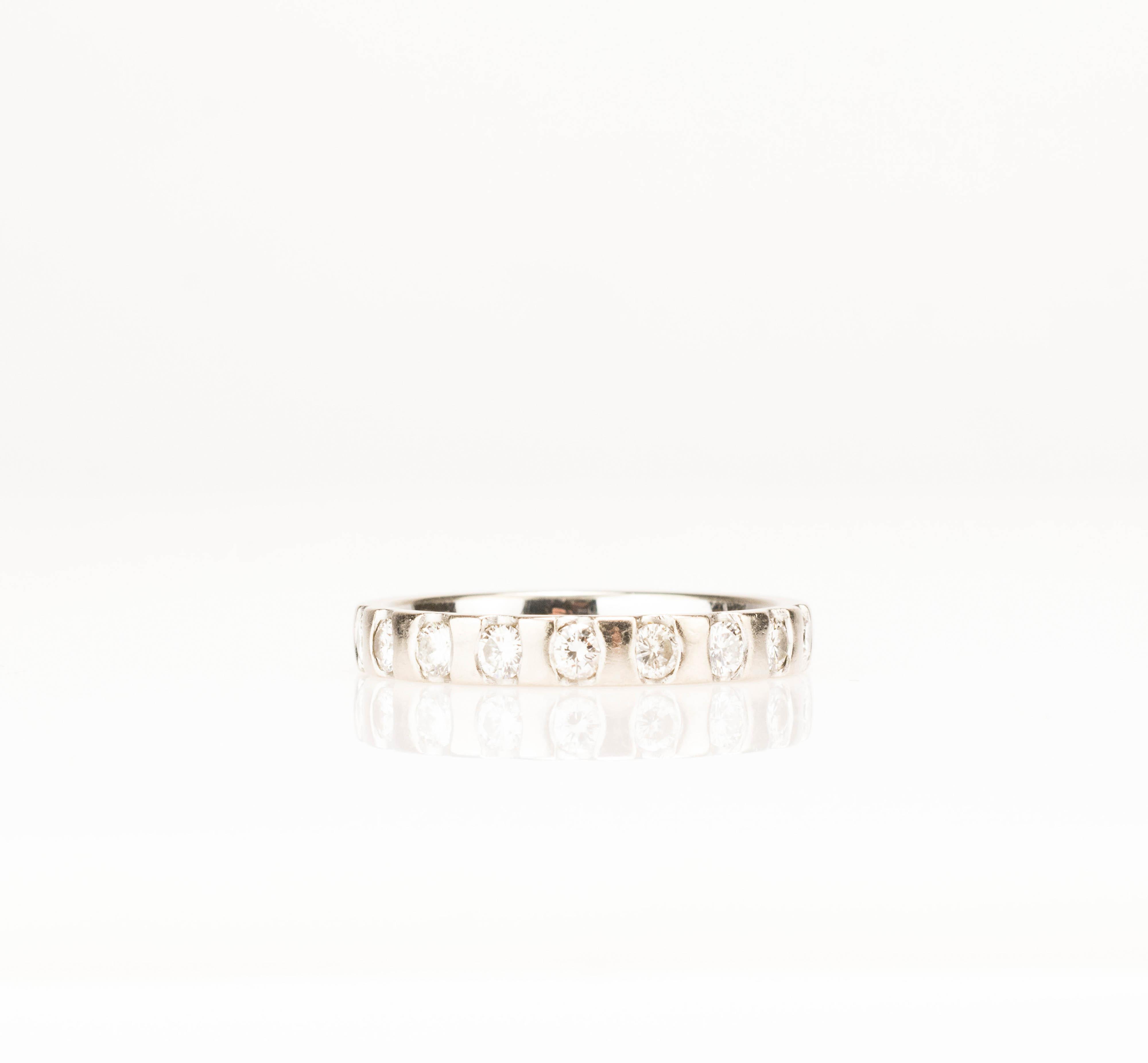 Halb-Memoire Ring