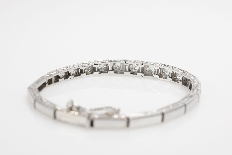 Armband mit Brillanten - Image 3 of 4