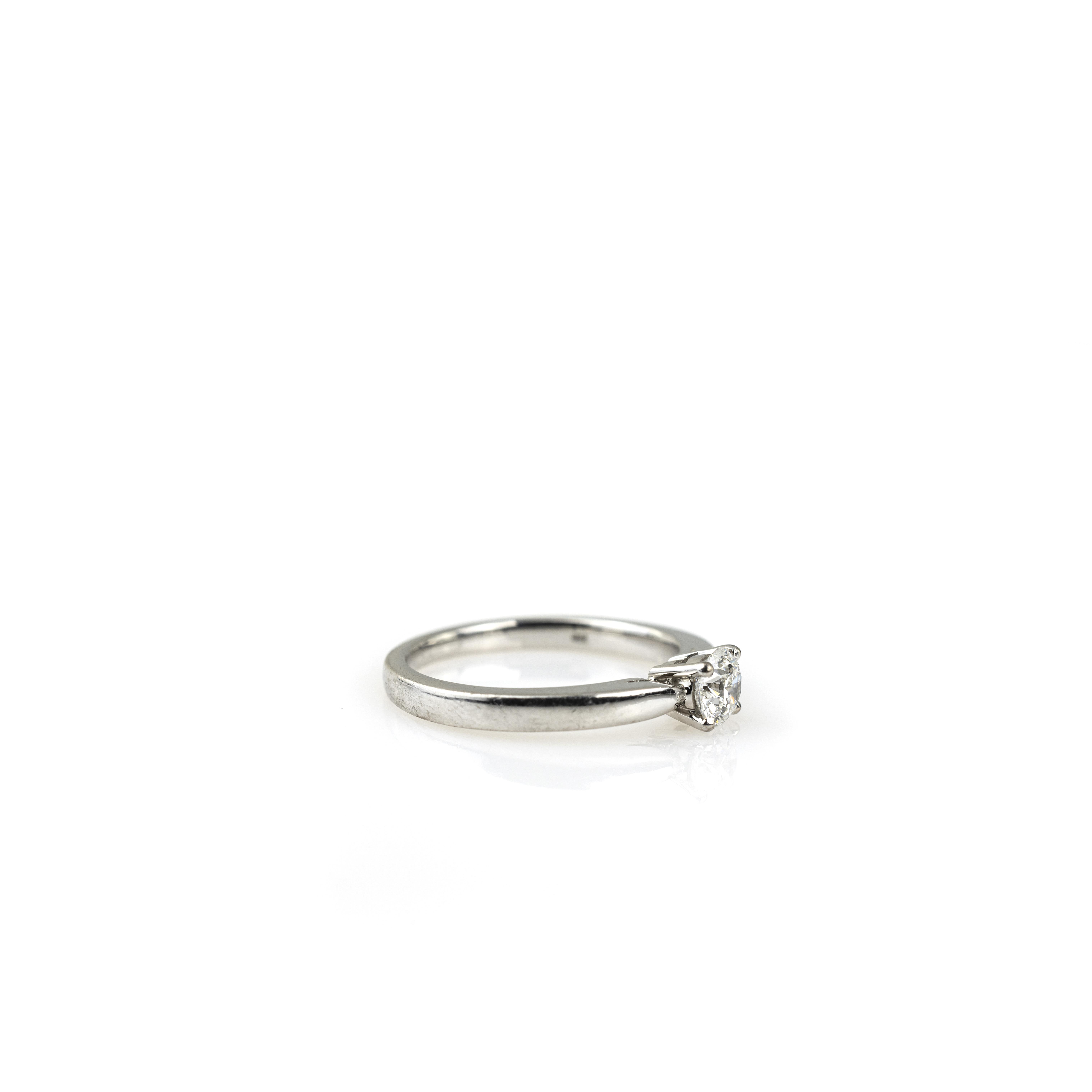 Solitair-Ring - Image 2 of 2