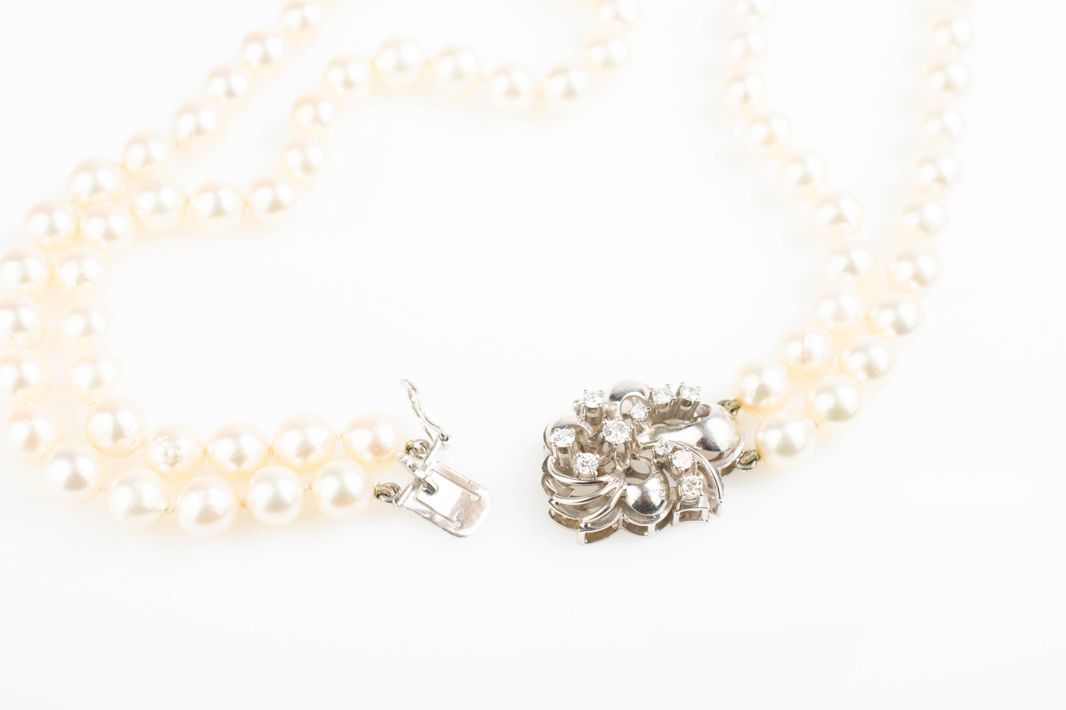 Perlenkette - Image 3 of 3