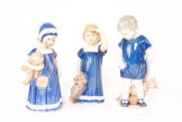 Konvolut Kinder mit Teddybären