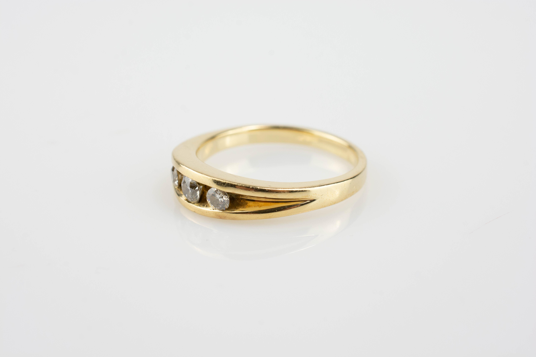 Trilogie-Ring - Image 2 of 3